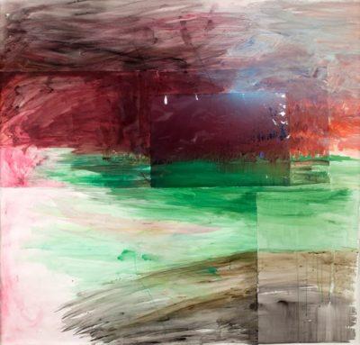 Painting Collage: Amelie von Wulffen