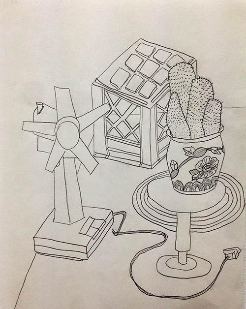 Drawing Workshop Supply List